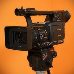 HPX 170 Video Camera