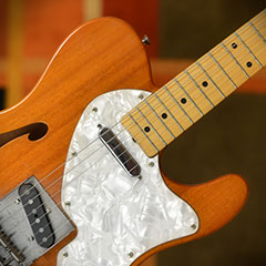 Thinline Telecaster Re-issue